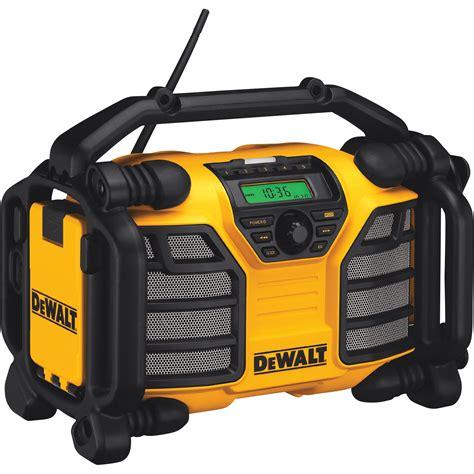 Dewalt worksite radio Image
