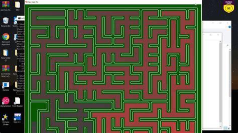 Dfs Python Pacman Solution