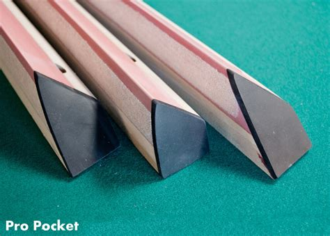 diamond rails for a valley pool table