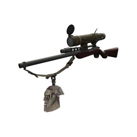 Diamond Botkiller Sniper Rifle