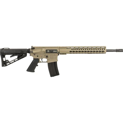 Diamondback Db15 Fde 300 Blackout 16 Inch 30rd And Hornady Subsonic 300 Blackout
