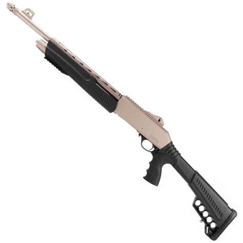 Dickinson 12 Gauge Tactical Pump Shotgun
