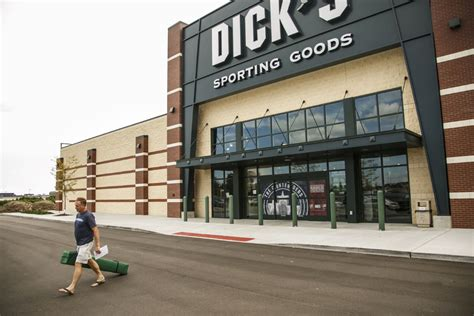 Dicks Sporting Goods Destroy Assault Rifles