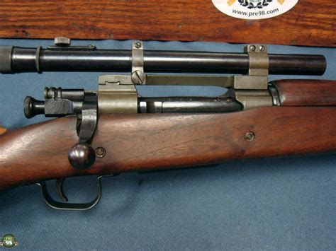 Did Ww2 Rifles Have Scopes