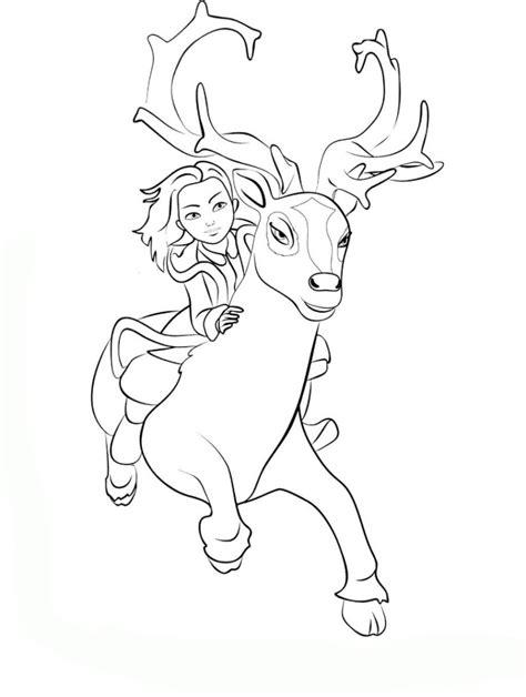 Die Schneekönigin Malvorlagen