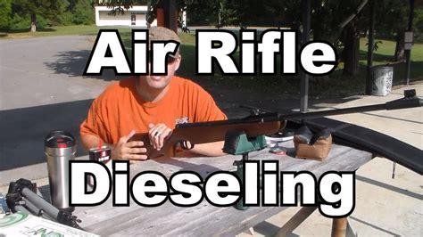 Dielsling An Air Rifle