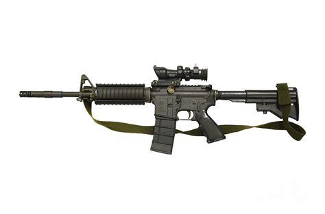 Diemaco C8 Carbine Assault Rifle