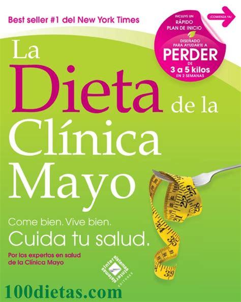 Dieta De La Clinica Mayo Pdf
