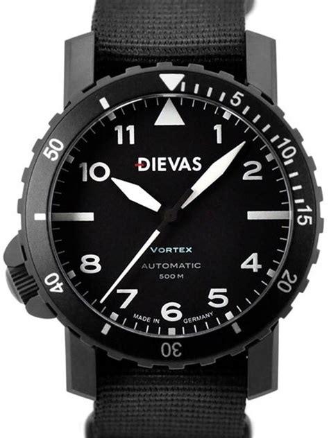 Dievas Vortex Tactical Dive Watch