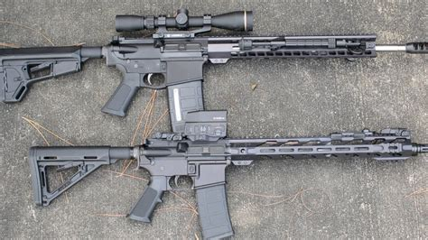 Difference Between Ar10