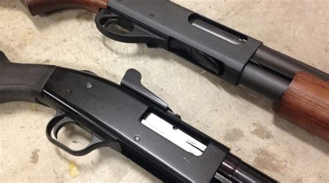 Difference Between Mossberg 500s