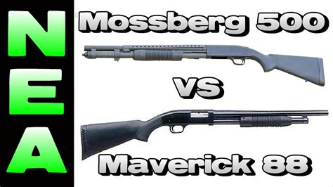Difference Between Mossberg 88