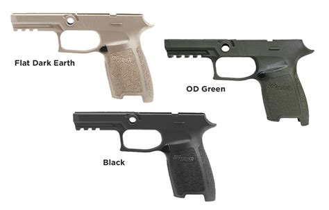 Difference Between Sig Sauer P320 Frames