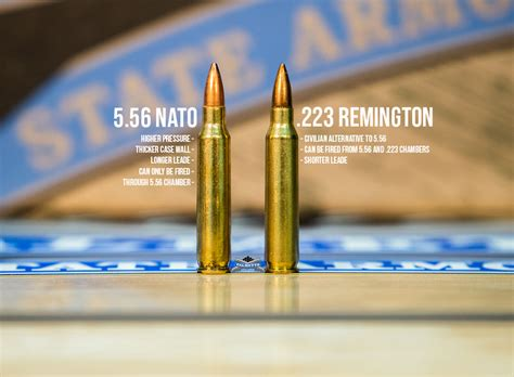 Differences Between 223 And 5 56 Ammo Prices