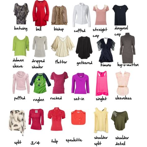 Different types of tops for girls ladies with name Image