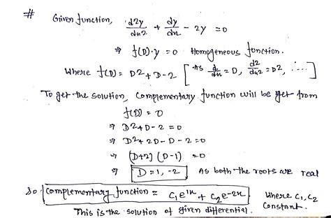 Differential Equations General Solution Examples Graph and Velocity Download Free Graph and Velocity [gmss941.online]