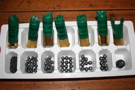 Differnt Shotgun Ammo