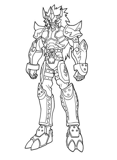 Digimon Malvorlagen Zum Drucken