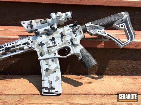 Digital Camo Ar 15 Case