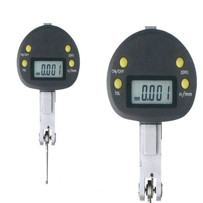 Digital Indicator W Lever And Flat Point Digital Indicator