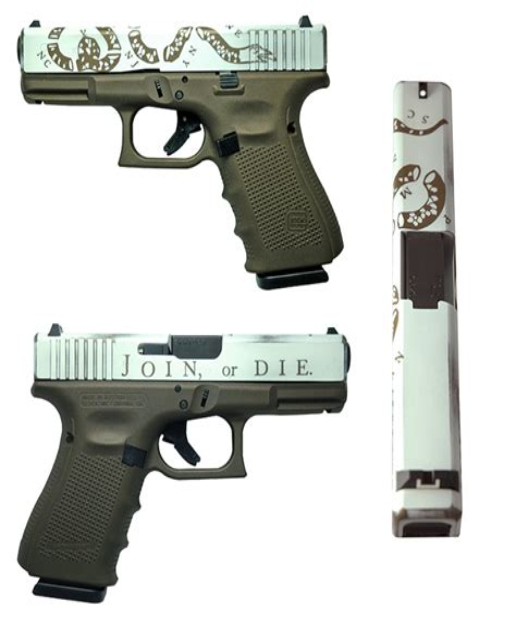 Dimensions Glock 19