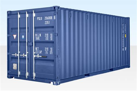 Dimensions Of Steel Shipping Container