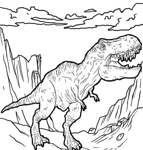 Dino Malvorlagen Jepang