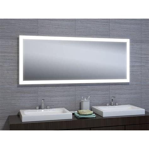Dipali LED Bathroom/Vanity Mirror
