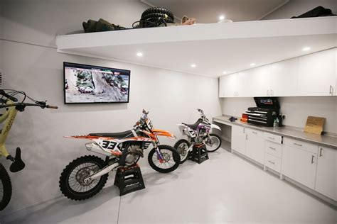 Dirt Bike Garage Make Your Own Beautiful  HD Wallpapers, Images Over 1000+ [ralydesign.ml]