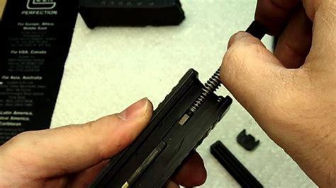 Disassemble Glock 34 Slide