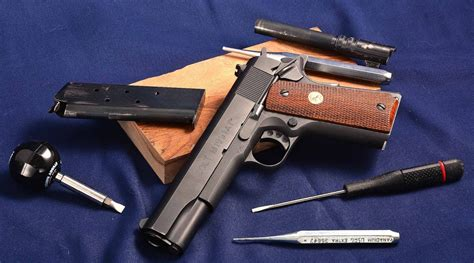 Disassembly Of Colt 1911