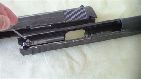Disassembly Of The Series 80 1911 Slide