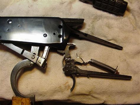 Disassembly Of The Winchester Model 94ae