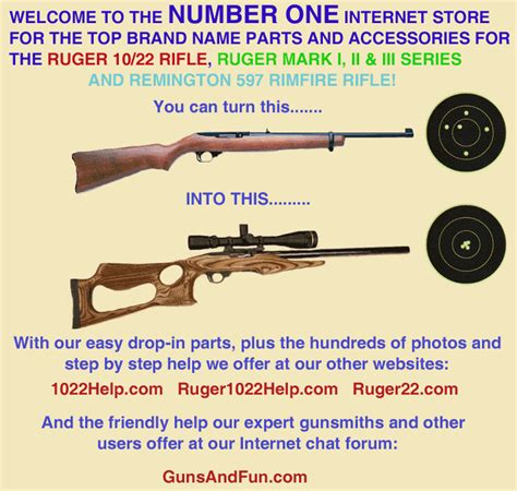 Discount Rifle Parts