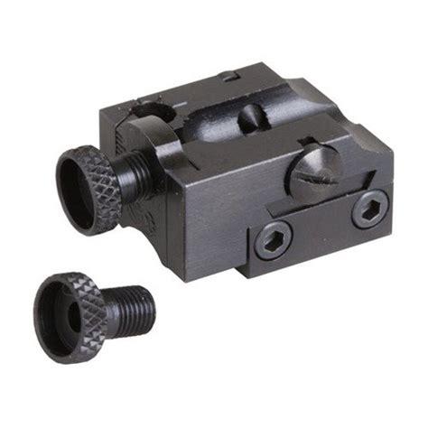 Discount Rifle Rimfire Receiver Rear Sight Necg