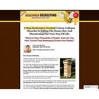 Discover beekeeping a beginner beekeepers guide discount