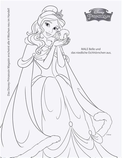 Disney Prinzessinnen Malvorlagen Gratis