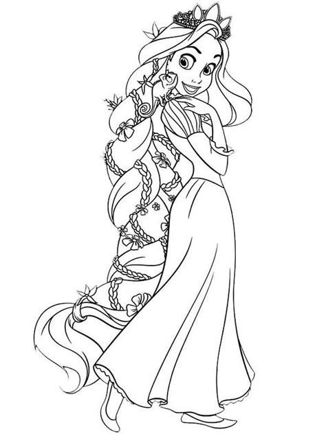 Disney Prinzessinnen Malvorlagen Kostenlos
