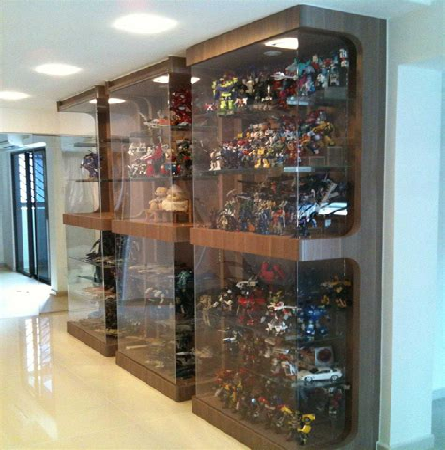 Display cabinet building plans Image
