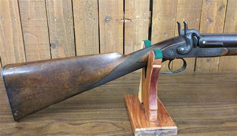 Dissasemble Old Double Barrel Shotgun
