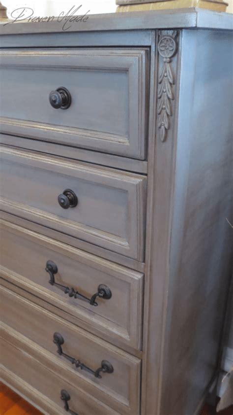 distressed grey dresser diy.aspx Image