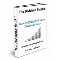 Free tutorial dividend toolkit