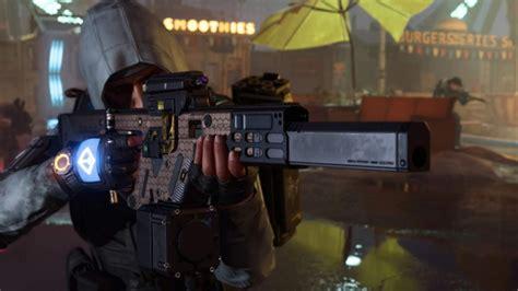 Division 2 Exotic Assault Rifles