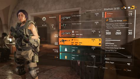 Division 2 How Good Is Ruthless Assault Rifle