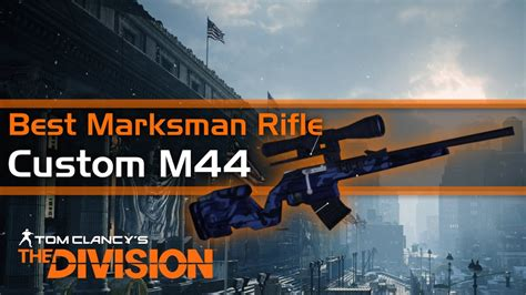 Division 2 Marksman Rifle Bolt The Scales