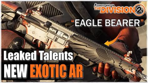 Division 2 Unhinged Talent On Assault Rifle