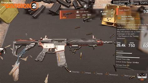 Division Best Exotic Assault Rifle
