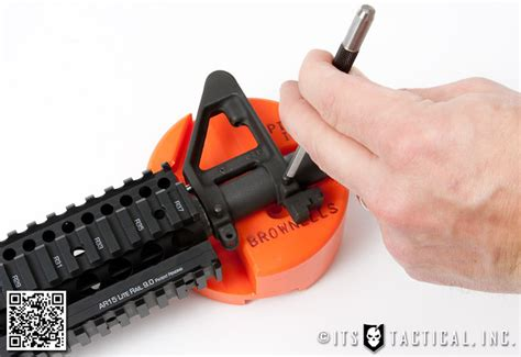 Diy Ar15 Build Front Sight Base Installation Its Tactical