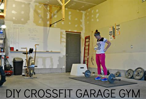 Diy Crossfit Garage Gym Make Your Own Beautiful  HD Wallpapers, Images Over 1000+ [ralydesign.ml]