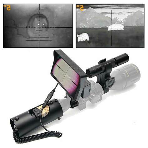 Diy Digital Rifle Scope